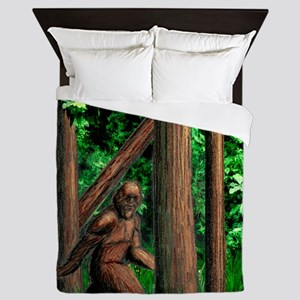 Bigfoot Queen Duvet
